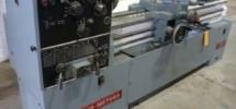 CLAUSING METOSA GAP BED ENGINE LATHE - 29328