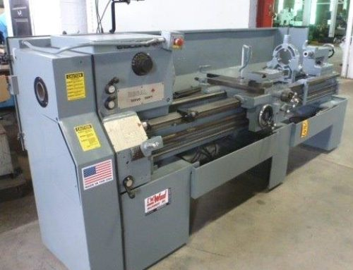 LEBLOND REGAL ENGINE LATHE – 29649