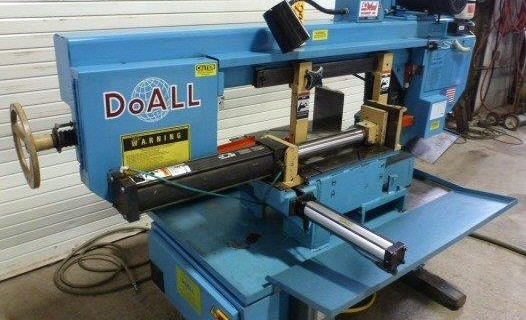 DOALL MITERING HORIZONTAL BAND SAW – 29913