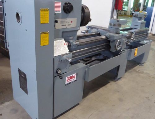 LEBLOND REGAL ENGINE LATHE – 30029