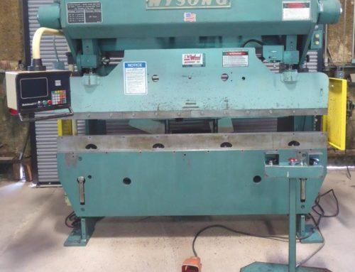 WYSONG HYDRA-MECHANICAL CNC PRESS BRAKE – 30444