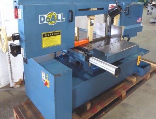 DOALL MITERING HORIZONTAL BAND SAW – 30462