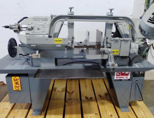 WELLSAW HORIZONTAL BAND SAW – 30470